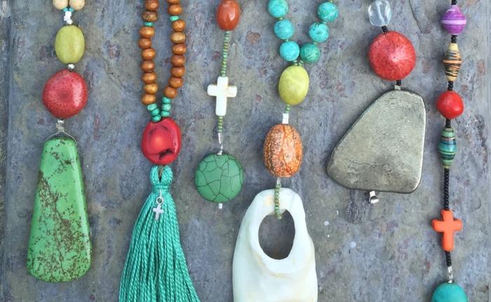 Meditating with prayer beads forLent
